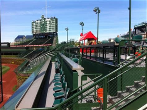 cubby news photos of wrigley field ready for the cubs