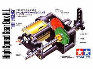 Tamiya High Speed Gearbox Kit    Solarbotics