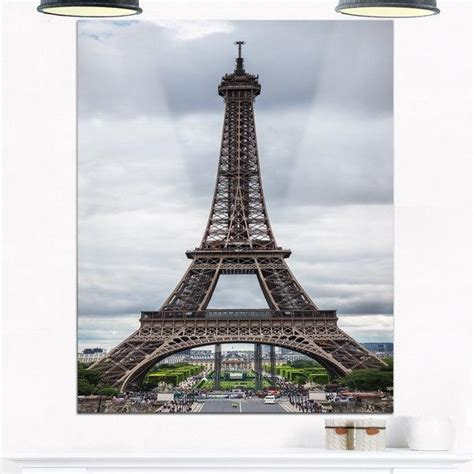 Check out these 15 eiffel tower themed crafts and projects that will help you bring a little bit of parisienne aesthetic to any space. 20 Best Metal Eiffel Tower Wall Art | Wall Art Ideas