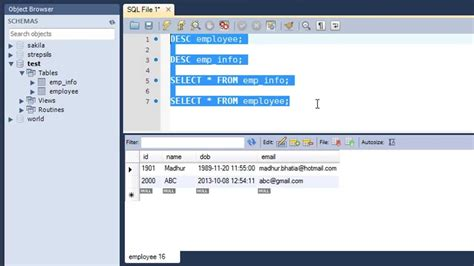 sql insert into new table sql tutorial 13 inserting data into a table from