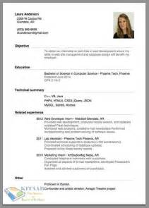 guide to a resume sle cv resume for tips and guide admission results entry test pakistan s best