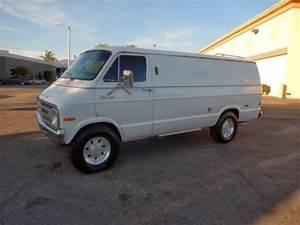 Buy Used 1977 Dodge Van In Ontario  California  United