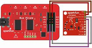Bus Pirate V3 6a Hookup Guide
