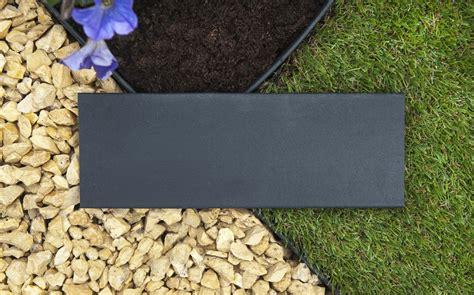 bordure jardin plastique h 12 cm x 15 m