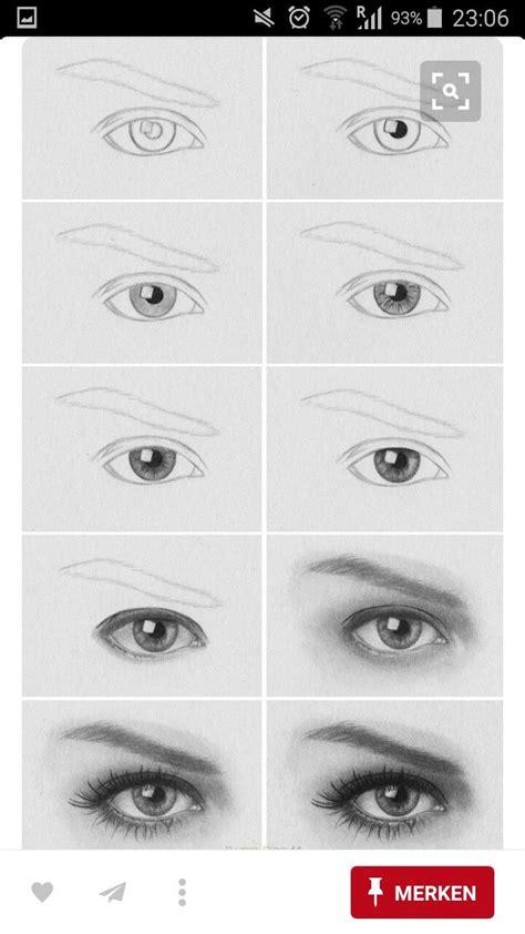 Pin de Kimberly Ble en zeichnen Dibujos de ojos Como
