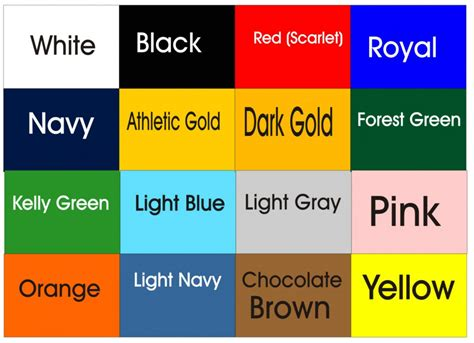 color standards color 20chart standards jigsaw puzzle in floyd rodgers