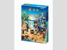 PLAYMOBIL Advent Calendar 'Pirate Treasure Island' Playset