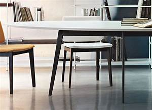 Lema Jump Oval Dining Table Lema Furniture At Go Modern