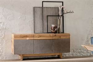 Schwedische Möbel Online Shop : voglauer sideboard opus wildeiche beton m bel letz ~ Sanjose-hotels-ca.com Haus und Dekorationen