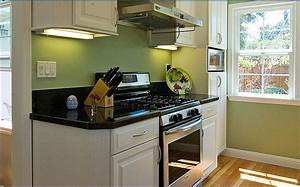 Small kitchen design ideas for Kitchen design for small areas