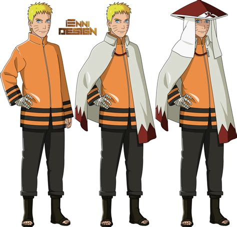 Boruto The Next Generationnaruto Uzumaki By Iennidesign