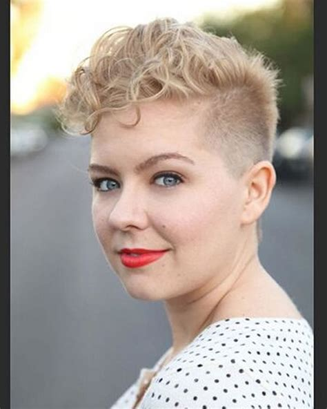 feminine extreme short haircuts  ladies   page  hairstyles