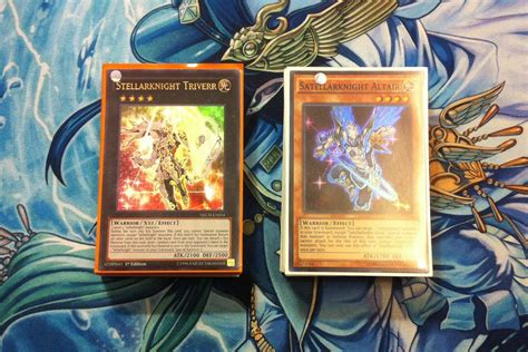 Yugioh Satellarknight Deck 2015 by Yugioh Best Satellarknight Deck Profile July 16th 2015