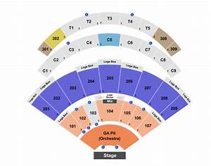 Daily 39 S Place Amphitheater Seating Chart Where To Find