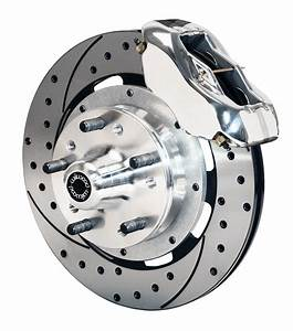 Wilwood Disc Brakes - 1977 Ford Pinto All