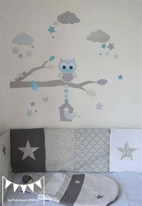 déco chambre de bébé garçon decoration chambre bebe garcon stickers visuel 2