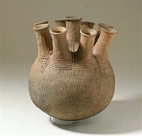 william itter collection  african pottery