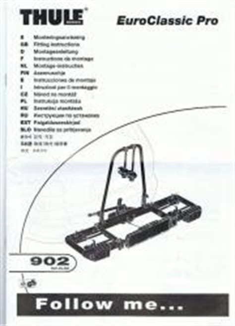 thule euroclassic pro 902 thule 903 kaufen gebraucht und g 252 nstig