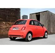Fiat Cars  News 500 Gets Big Makeover