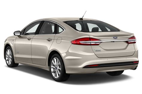 2017 Ford Fusion Energi Reviews And Rating