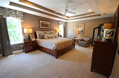 model home master bedroom pictures yellow bluff landing by providence homes model 3519 new 19204 | Yellow Bluff Landing by Providence Homes 11