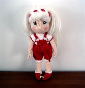 Holiday Amigurumi Doll Pattern Free