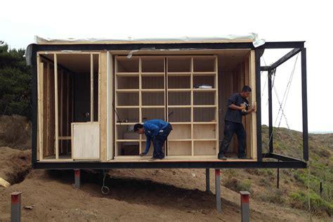 modular homes interior casa modular protótipo meu casebre