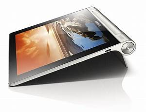 Hajtogatható androidos Yoga tabletet mutatott be a Lenovo ...