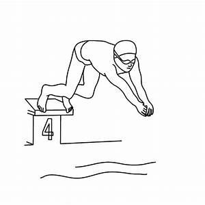 Dessin De Piscine : coloriage natation a colorier ~ Melissatoandfro.com Idées de Décoration