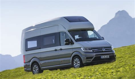 Volkswagen California Xxl Concept Shows Possibilities For
