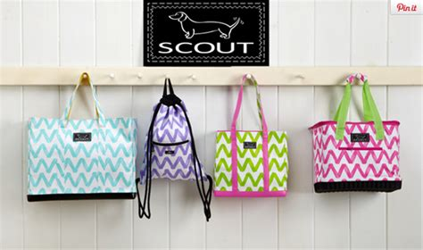 50% Bags, Bins & More From Scout By