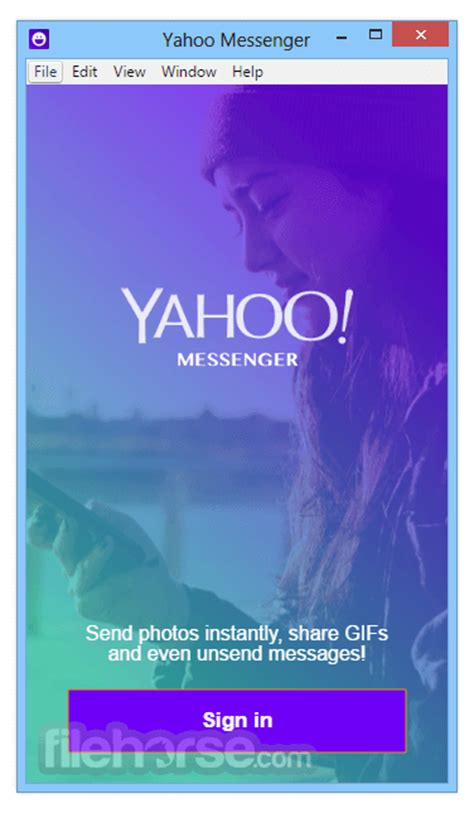 Yahoo Messenger Download (2020 Latest) for Windows 10, 8, 7