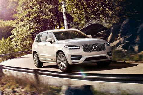 2018 Volvo Xc90 Suv Pricing  For Sale Edmunds