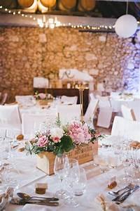 Deco Centre De Table Mariage : diy d co de table mariage total 30 eur ~ Teatrodelosmanantiales.com Idées de Décoration