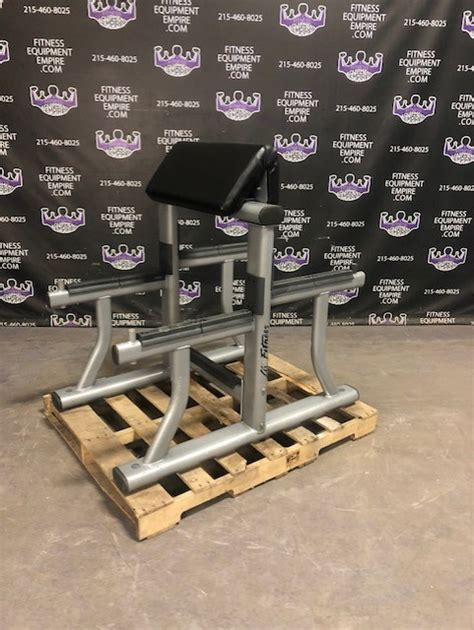 buy life fitness signature series double sided standing preacher spider curl  fitness