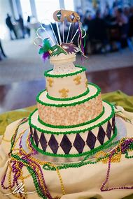 Best 25+ ideas about Mardi Gras Cake | Find what you\'ll love