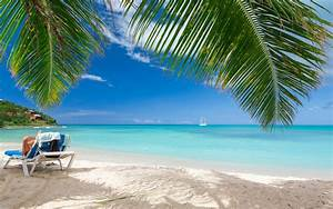 Beach, Summer, Tropical, Sea, Nature, Landscape, Caribbean ...