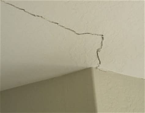 hairline cracks in ceiling causes ceiling repair ok nw arkansas foundation repair