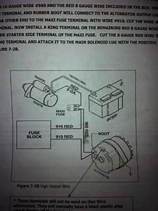 Painless Alternator Wiring