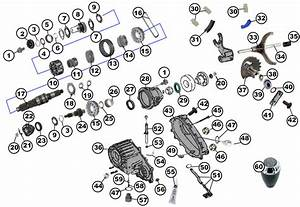 Diagrams For Jeep    Transfer Parts    Transfer Case