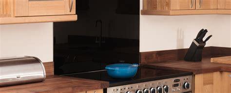 coloured glass stainless steel splashbacks  kitchens