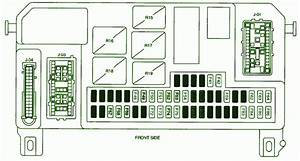 2008 Mazda 2 Fuse Box Diagram  U2013 Auto Fuse Box Diagram
