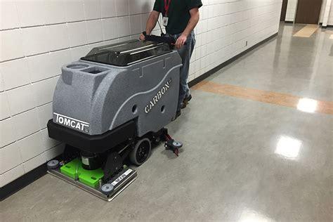 Tomcat 250 Floor Scrubber Manual by Floor Scrubber Dryer Carbon Walk Commercial Floor