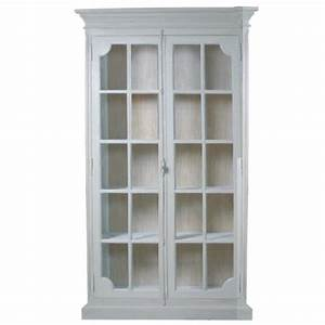 bibliotheque 2 portes vitrees 5 etageres achat vente With meuble 9 cases 9 bibliothaque en pin 2 portes vitrees achat vente