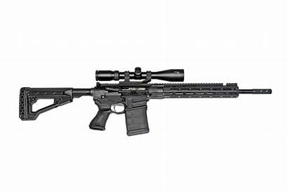 Savage Msr Hunter Rifle Win Federal Fired