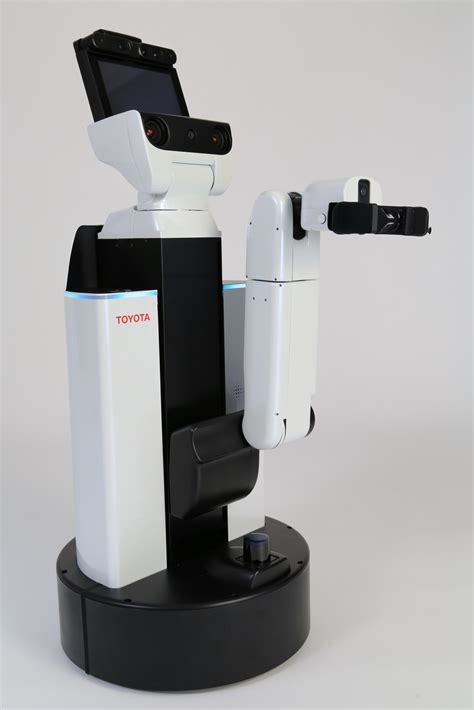 toyotas human support robot  designed   care