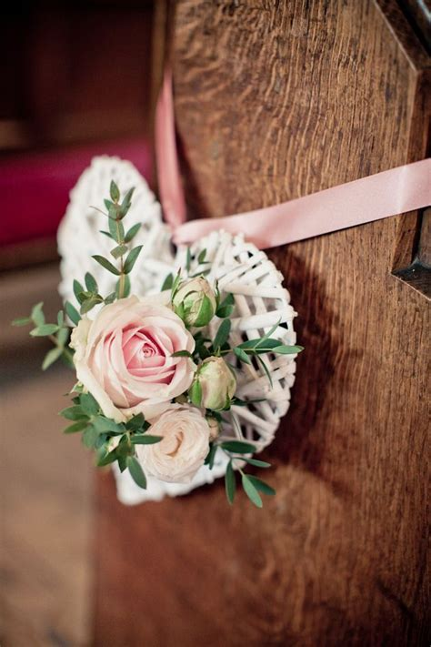 Dusky Pink Fairytale Wedding In A Barn Wedding Decor