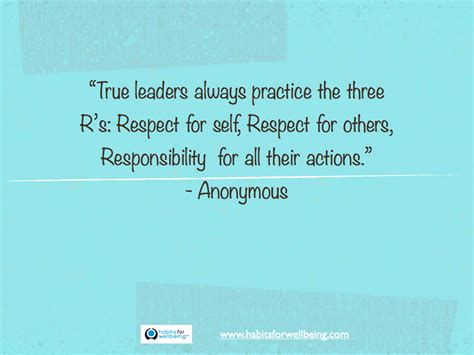 Quotes On Leadership Role