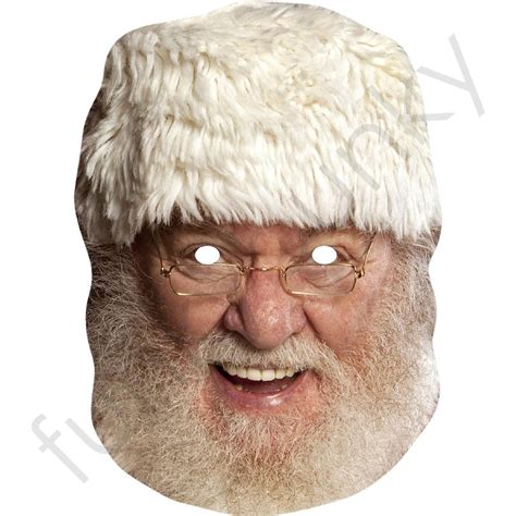 santa claus mask personalised and celebrity masks with