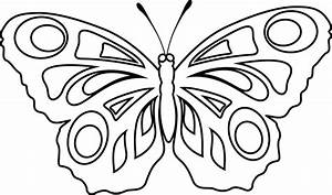 Dessin Facile Papillon : coloriage imprimer un papillon ~ Melissatoandfro.com Idées de Décoration